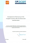 Development of Democracy in the Visegrád Countries After the Democratic Transformation